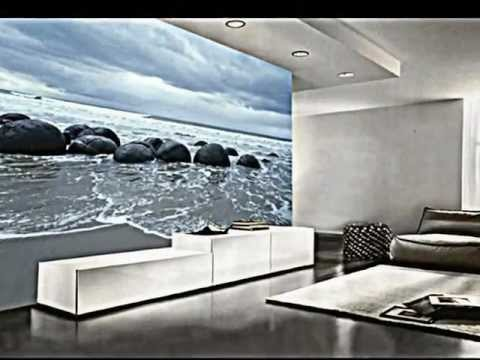 decoracion con murales fotograficos youtube