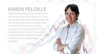 Formation Trading - Analyse technique & trading du Forex avec l'indicateur Ichimoku - Karen Péloille