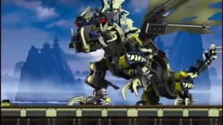 Ниндзяго Удар в ответ мультик игра новые серии LEGO Ninjago animated cartoon