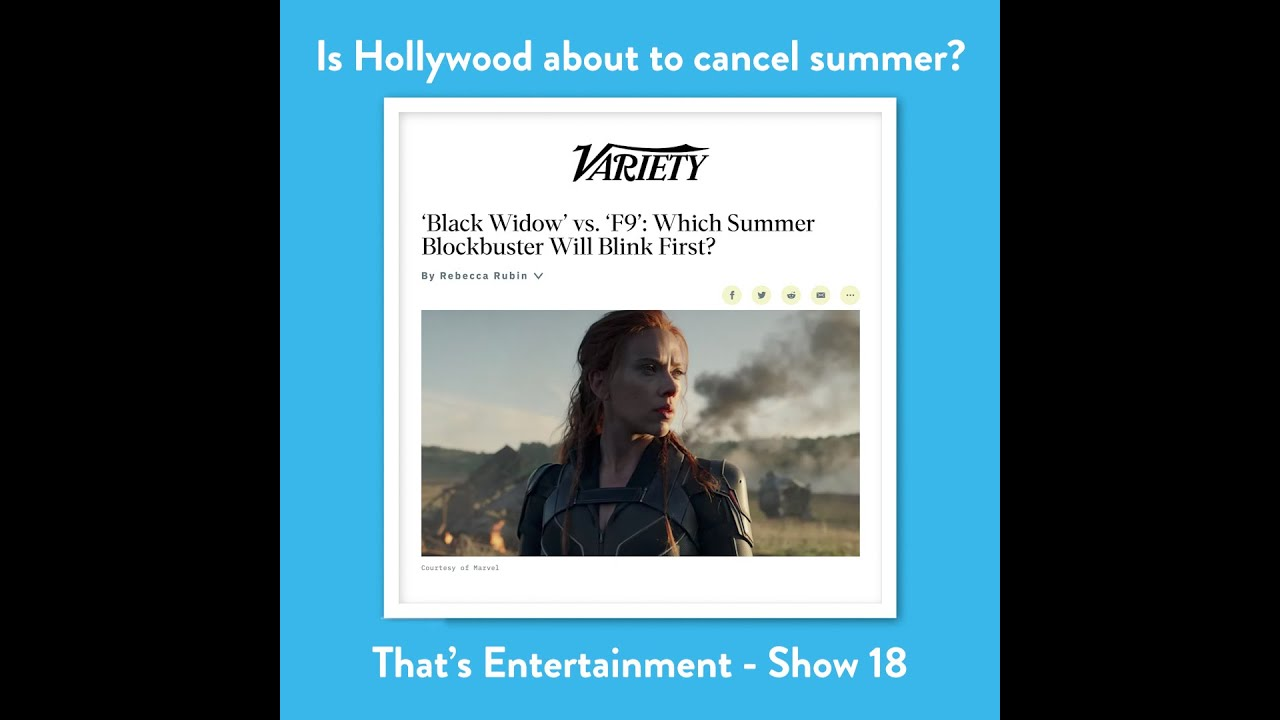 IS HOLLYWOOD ABOUT TO CANCEL SUMMER?