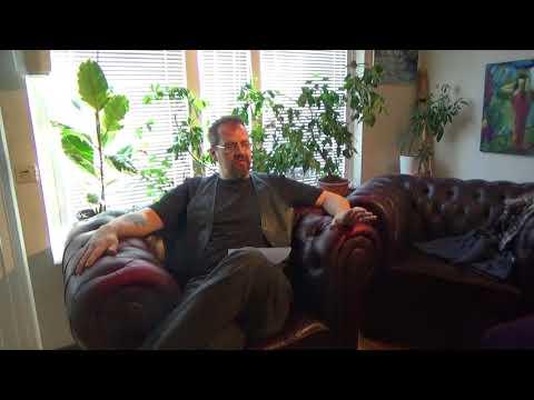 """""""Interviewing"""" Swedish PM STEFAN LOFVEN, Socialist, about Migration"""