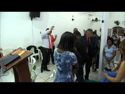 My Deliverance Service in CEPAZ church ( Brazil)
