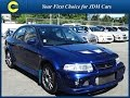 1999 Mitsubishi Lancer Evolution VI for sale in Vancouver, BC, Canada
