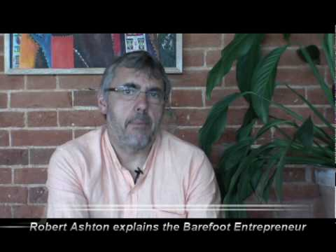 Robert Ashton The Barefoot Entrepreneur
