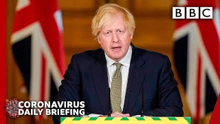 Boris Johnson backs key aide Dominic Cummings in lockdown row - Coronavirus Covid-19 Update 🔴 BBC