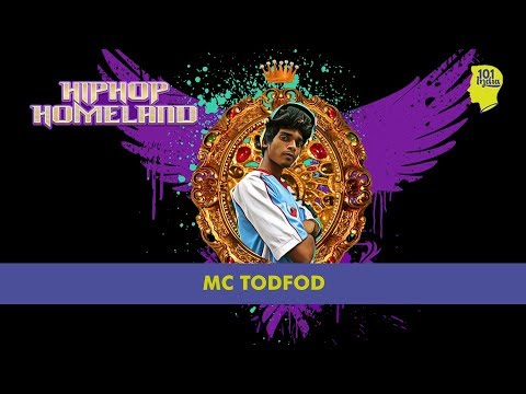 MC Todfod aka Dharmesh Parmar | Hip Hop Homeland | Unique Stories from India