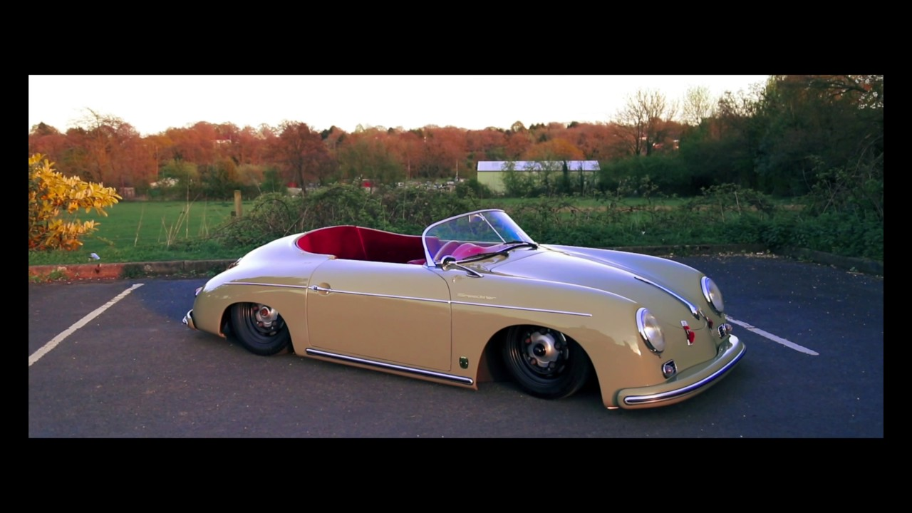 James Munro S Porsche 356 Speedster Replica Lifeonair