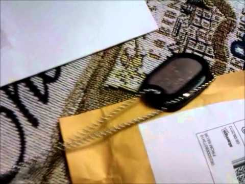 Real Dog Tags Unboxing