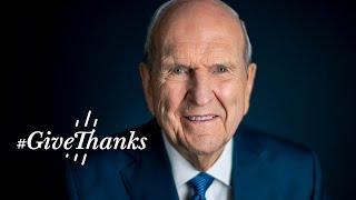President Russell M. NeĮson on the Healing Power of Gratitude
