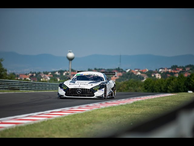 GetSpeed GT Open Hungaroring Round 1