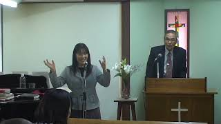 Oct. 15. 2017 English service; Sermon by Rev. Benjamin Nakano. thumbnail