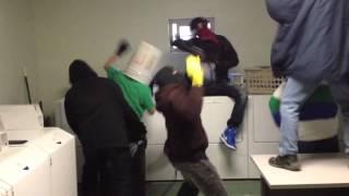 Harlem Shake V6 Laundry Room Edition