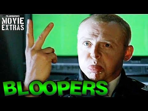 HOT FUZZ Bloopers & Gag Reel (2007)