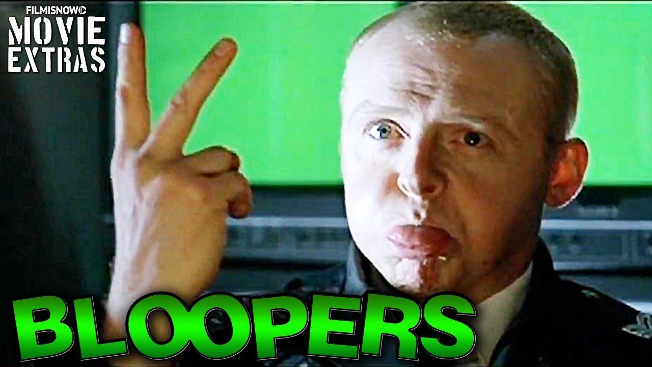 Blooper bloopers hardest thumbs