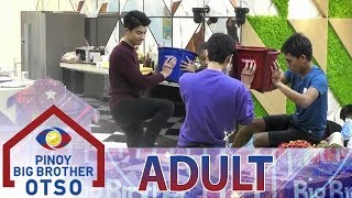"PBB OTSO Day 31: Andre at Apey, panalo sa ""Bring Me"" game ni Kuya"