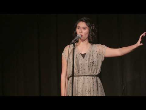 "Sarah Kay performs ""Table Games"""