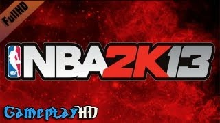 NBA 2K13 Gameplay (PC HD)