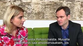 Kilpailukieltosopimusten käyttöä tulee rajoittaa, Kai Mykkänen ja Saara-Sofia Siren