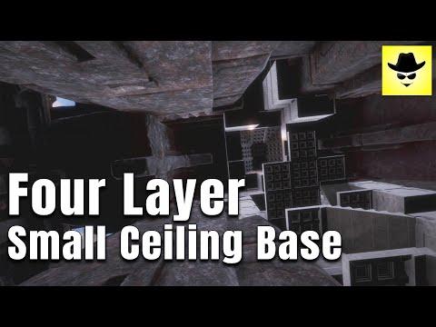 Four Layer Small Ceiling Base | Conan Exiles |