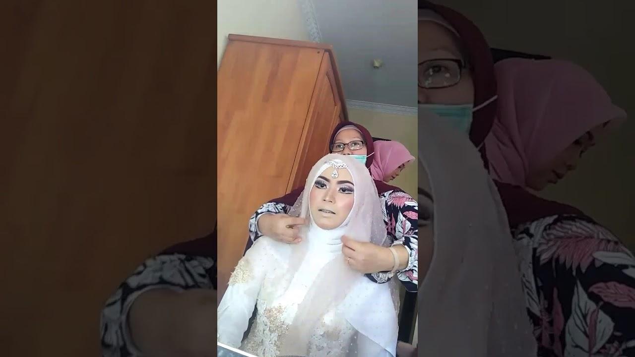Syari Wedding Hijab Bride Youtube