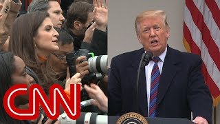 CNN reporter presses Trump: You promised Mexico would pay for wall thumbnail