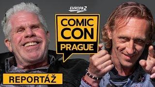 COMIC CON PRAGUE 2020 - Noční král z GOT, Hellboy, Gimli a další... (reportáž)