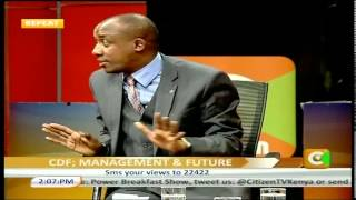 Cheche: CDF Management and Future