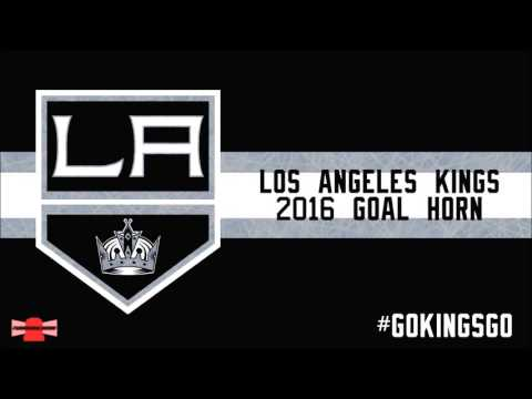 Los Angeles Kings 2016 Goal Horn