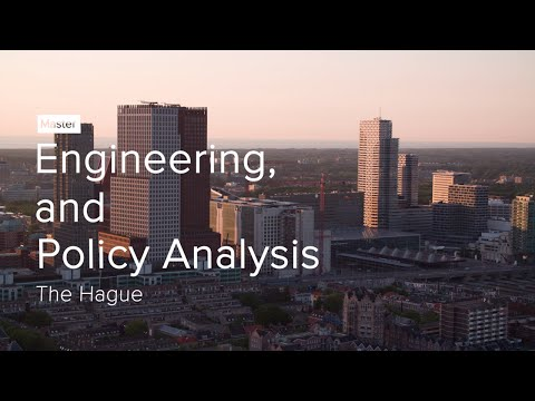 The master programme Engineering and Policy Analysis at TU Delft