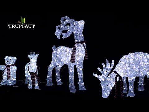 D corez votre jardin avec des animaux lumineux for Lanterne deco exterieur