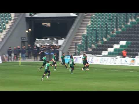 Kocaelispor 1-0 Serik Belediye | KOCAELİSPOR