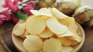 Arrowhead Chips - 炸慈菇脆片