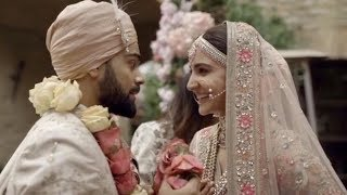 Full HD: Anushka Sharma - Virat Kohli's Cute Moments From Their Wedding
