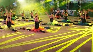 Бабки Ёжки зажигательный танец на Olympic Stars 2018  Художественная Гимнастика