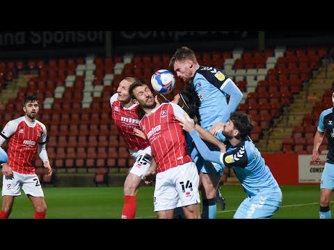 Cheltenham Cambridge Utd Goals And Highlights