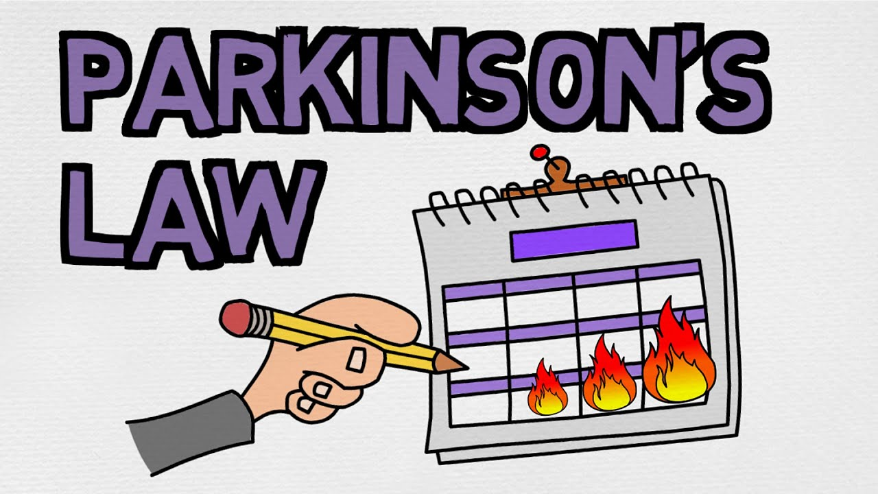 Parkinson's Law – Manage Your Time More Effectively