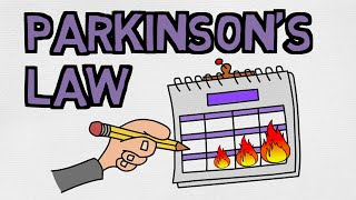 Parkinson's Law - Manage Your Time More Effectively
