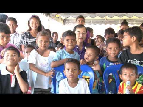 Outreach Project @ Kampung Orang Asli