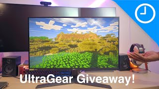 "LG UltraGear 27"" Hands On [Giveaway]"