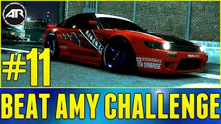Need For Speed : BEAT AMY CHALLENGE!!! (Pimp My Ride) - Episode 11