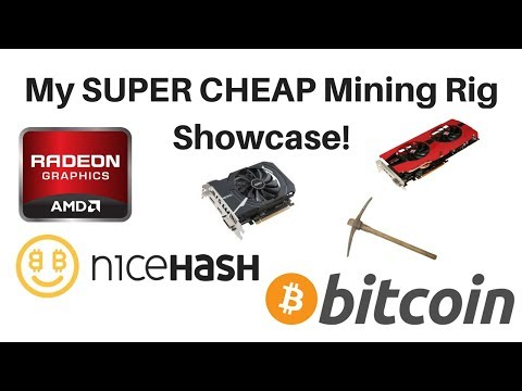 My SUPER CHEAP 3 GPU Mining Rig With Quick ROI