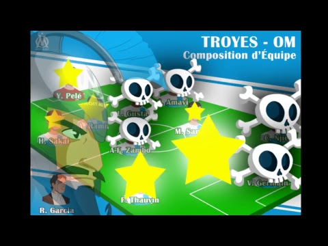 On Mouille Le Micro ! 15/04/2018 Troyes 2-3 OM
