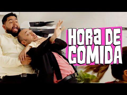 HORA DE COMIDA