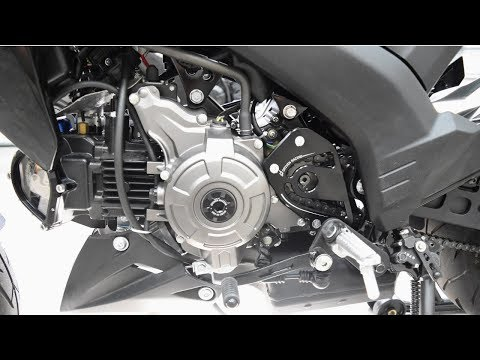   Z125 Pro Install   Driven Racing Front Sproket Cover and Engine Plug