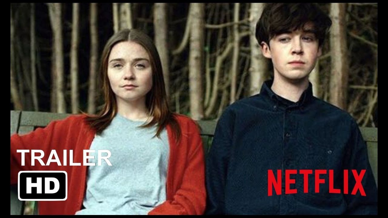 Download James And Alyssas - Love Story - Netflix 2019(End of the fucking world)
