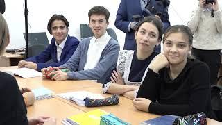 Рабочий визит депутата Госдумы Фарита Ганиева в Кушнаренковский район