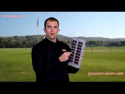 Pyro Training - Pyrodigital Field Module Wiring
