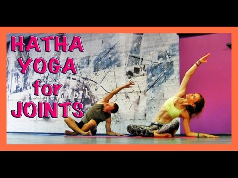 Hatha Yoga for Joints ALL LEVELS Posture