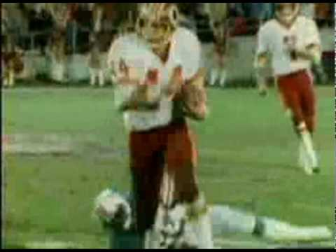 John Riggins Super Bowl Run - Music Video