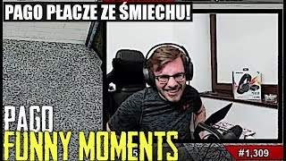 PAGO[PAGO PŁACZE ZE ŚMIECHU!/FAME MMA ZE SNAXEM/SNAX